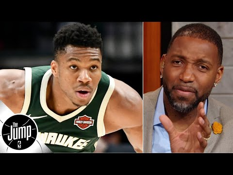 'No way in hell' Giannis Antetokounmpo turns down a supermax deal – Tracy McGrady   The Jump