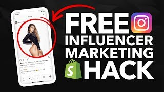 💸 $200/Day FREE Instagram Influencer Marketing Method (Micro-Influencers)