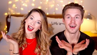 Accent Challenge With Marcus | 2016 Edition | Zoella