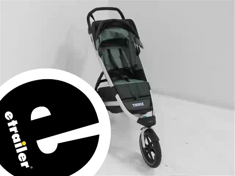 Review of the Thule Urban Glide Stroller and Jogger – etrailer.com