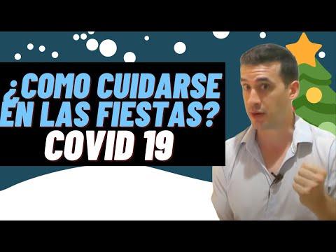 Covid-19: Cómo Cuidarse Durante Las Fiestas