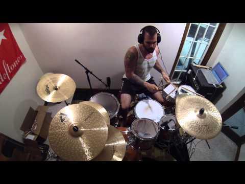 Sigur Ros - Gobbledigook drum cover