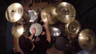 """""""A Different World"""" (feat. Corey Taylor) by Korn Drum Cover"""