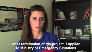 My Red Cross Story - Evelina (English)