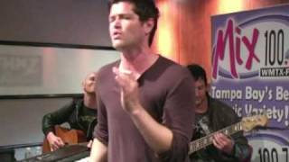 The Script- The Man Who Can't Be Moved (Acoustic) Mix 100.7