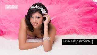 Kassandra's Quinceañera Hightlight Video | Alarcon Studios