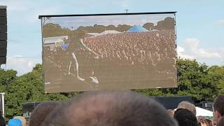 The Darkness - Get Your Hands Off My Woman @ Godiva Festival 2017