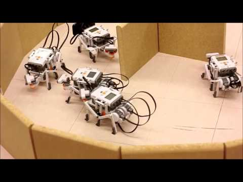 New First Year Robotics Course in School of Computer Science ...