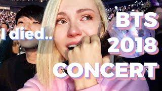✨My FULL BTS CONCERT Experience Movie  - BERLIN 2018 Love Yourself World Tour | Farina Jo
