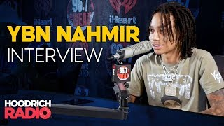 YBN Nahmir Interview on Hoodrich Radio with DJ Scream