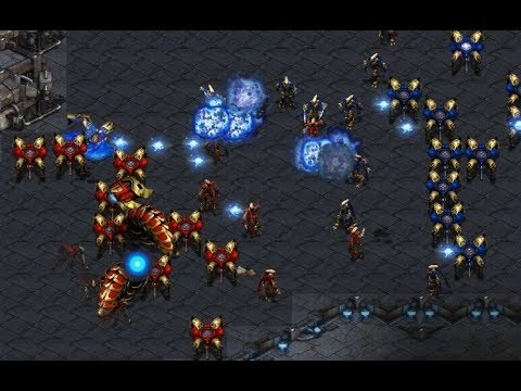 FME - 1588_question (P) v  iwannabethegOd (P) on Styler - StarCraft  - Brood War REMASTERED