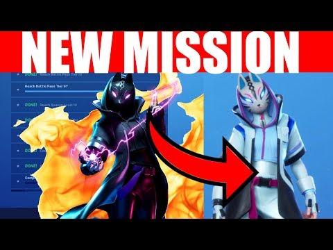 Fortnite Week 3 Challenges (Worlds Collide CHALLENGES) Complete Worlds Collide Prestige Mission