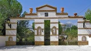 Cortijo Costa Del Sol film location, holidays, weddings, business events