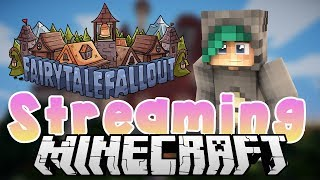 I Have My Own Minecraft Server! - Past Stream
