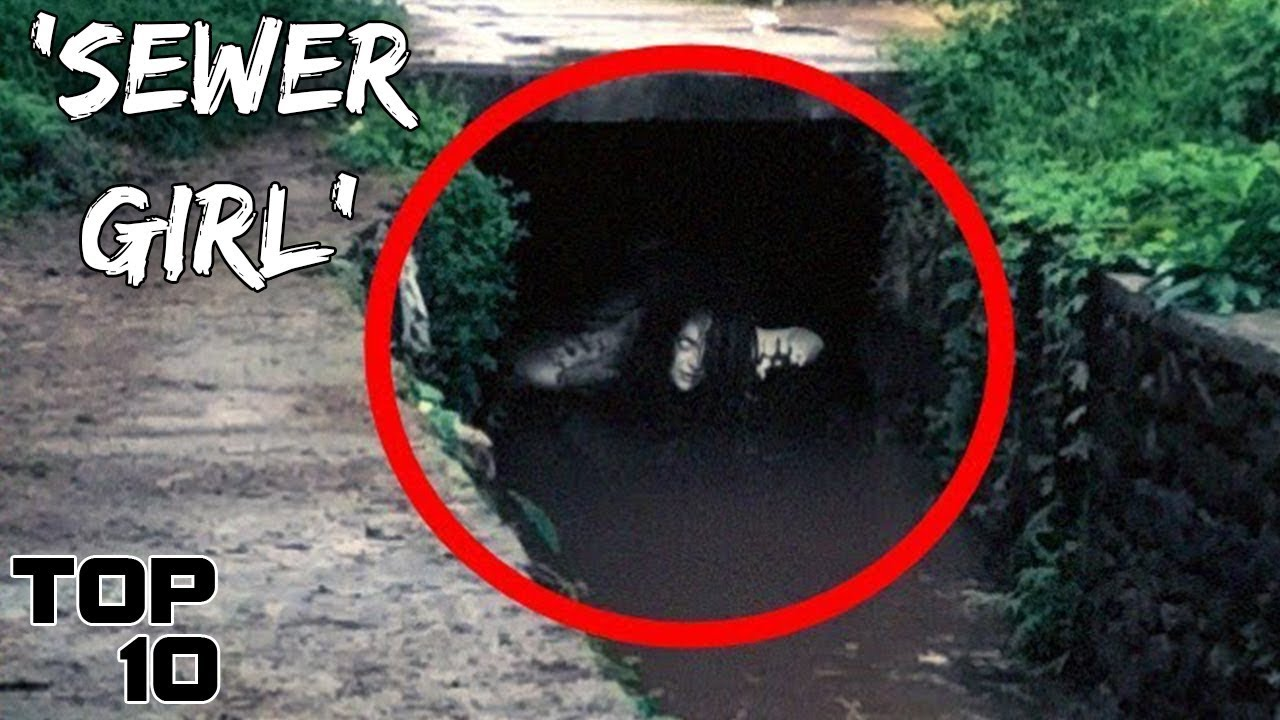 Top 10 Scary Things Pulled Up From DRAINS