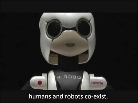 Kirobo: First Robot in Space!