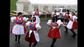 preview picture of video 'babské hody  jaroslavice 2012'