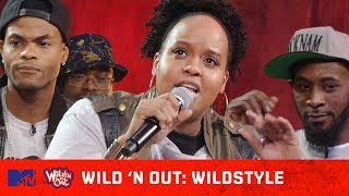 Chico Bean & Natasha Rothwell Go Toe to Toe 🤣 | Wild 'N Out | #WNOTHROWBACK