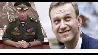 Золотов забил «СТРЕЛУ» Навальному