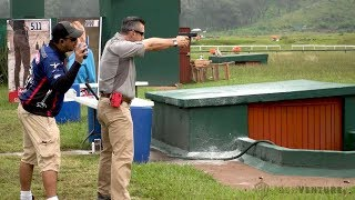 3-Gun Competition, Speed Shooting At Copa Aguila In Mexico: GunVenture  S2 E11 P1