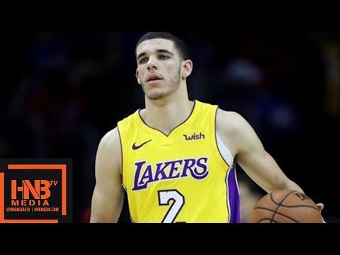 Los Angeles Lakers vs New York Knicks Full Game Highlights / Week 9 / Dec 12
