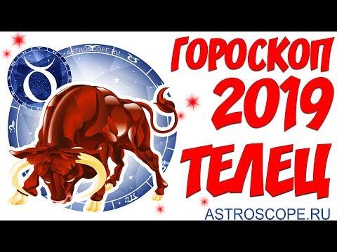Гороскоп на 2019 год Телец: гороскоп для знака Зодиака Телец на 2019 год
