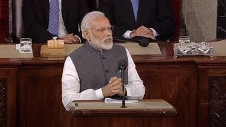 Narendra Modis Speech At Joint Meeting Of US Congress