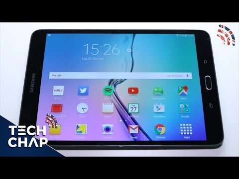 Samsung Galaxy Tab S2 8.0 Review | Best Android Tablet?
