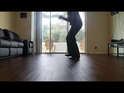 "Cowboys Orlando Line Dance to ""Knockin Boots"" by Luke Bryan"