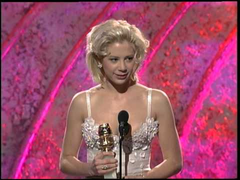 Golden Globes 1996 Mira Sorvino Best Supporting Actress