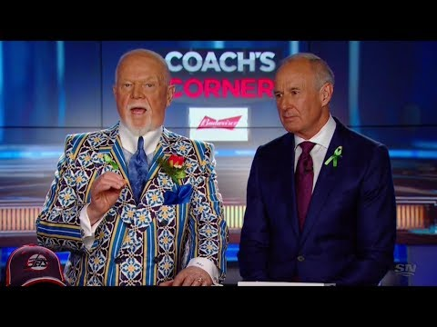 Don Cherry Is Fired by Rogers Sportsnet
