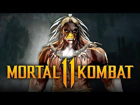 MORTAL KOMBAT 11 - Terminator DLC Accidentally Revealed? Thunder Skin for Nightwolf Teased & More!