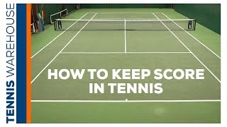 Learn how to keep score in a game of Tennis!