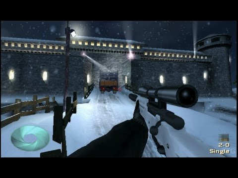 007 - Nightfire (USA) ISO < PS2 ISOs | Emuparadise