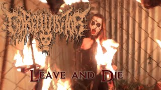Video GOREQUISITOR - LEAVE AND DIE ft. GENERAL NIGHTMARE
