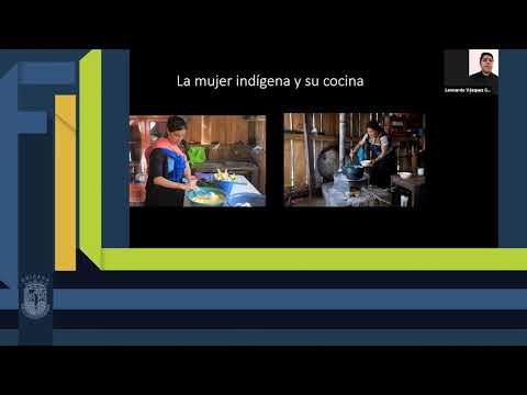 Presentación del libro: La mujer indígena Chamula y su cocina