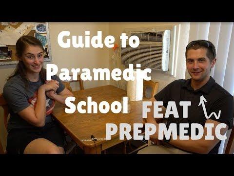 Guide to Surviving Paramedic School - feat PrepMedic