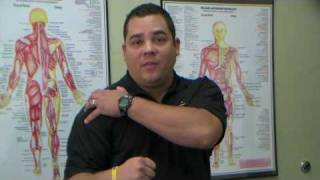Airrosti Treatment: Frozen Shoulder