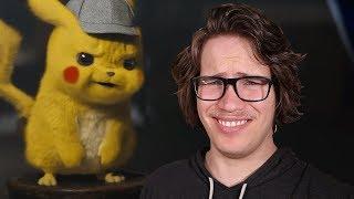 POKÉMON Detective Pikachu Movie Official Trailer Reaction