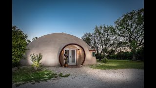 The Dome House | For Sale | Medina County Hondo TX