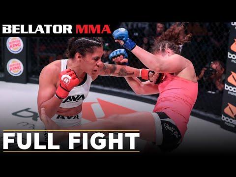 Full Fight | Ava Knight vs. Shannon Goughary - Bellator 228