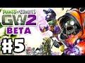 Plants vs. Zombies: Garden Warfare 2 Beta - Gameplay Part 5 - Flag of Power! (PvZGW2 Beta)