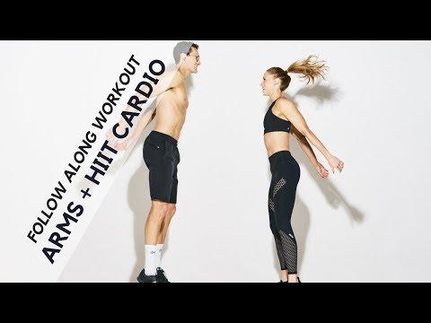 높은 강도의 상체운동