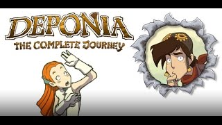 VideoImage1 Deponia: The Complete Journey