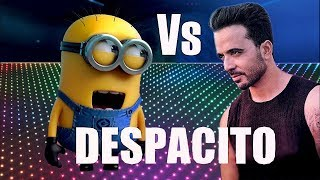 Despacito ft. Minions ⁴ᴷ Corto Despicable Me 3