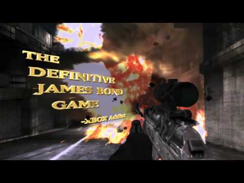 The Launch Trailer For Goldeneye 007: Reloaded Will Shake And Stir You