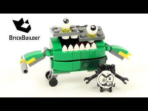 Vidéo LEGO Mixels 41572 : Gobbol