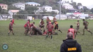 preview picture of video '2014 Swindale Shield: Round Ten - Marist St Pats vs Wellington'
