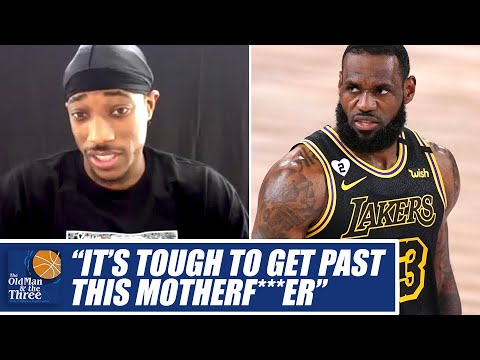 DeMar DeRozan on Why It's So Difficult to Eliminate LeBron James in The Playoffs