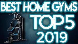 🙀 TOP 5: Best Home Gyms 2020